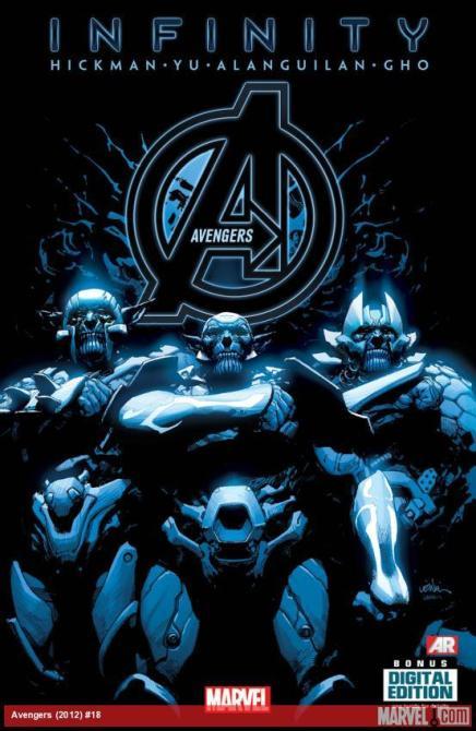 Jonathan Hickman's Avengers ReadingOrder
