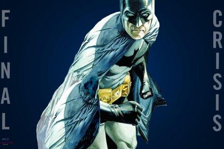 DC Final Crisis (Grant Morrison) ReadingOrder