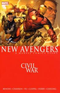 TPB of New Avengers - Civil War