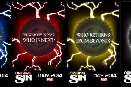 Marvel Original Sin ReadingOrder
