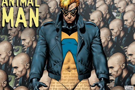 Comic Geek Speak – Book of the Month Club: Animal Man