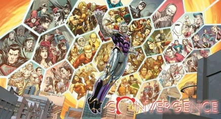 DC Convergence: Miniseries, Complete Tie-Ins, and New and Ongoing Series
