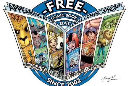 Complete List of 2015 Free Comic Book DayComics