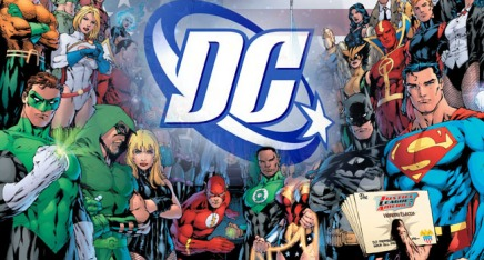 Complete List of DC Comics' Creator Signings for Free Comic Book Day 2015