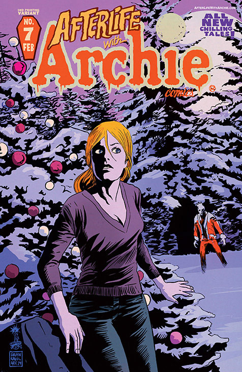 Afterlife With Archie #1 Variant