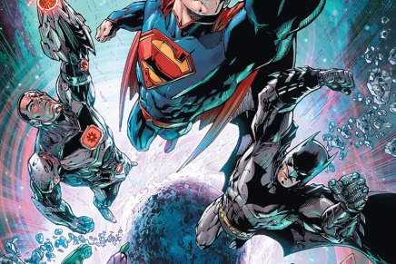 Complete List of DC's Convergence #6 Variant Covers (Image Gallery)