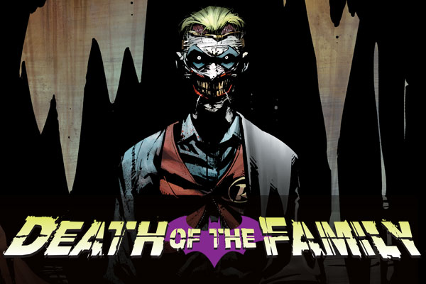 Image result for batman: death of family