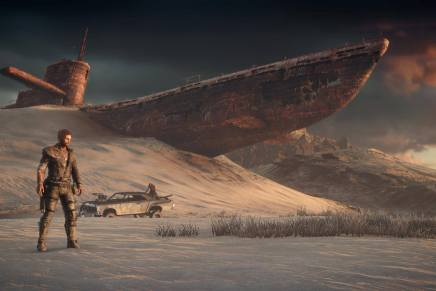 DC All Access Spolighting the Development of the Mad Max: Fury RoadVideogame