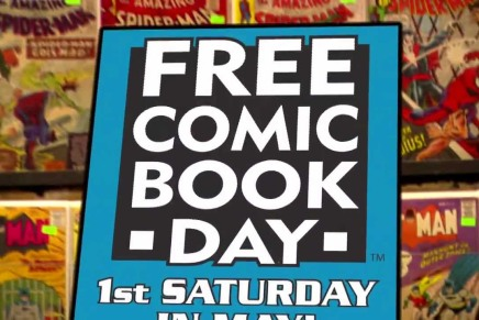 Portland, Oregon Free Comic Book Day Events and Locations