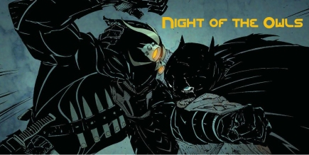 Complete Batman Night of Owls Reading Order