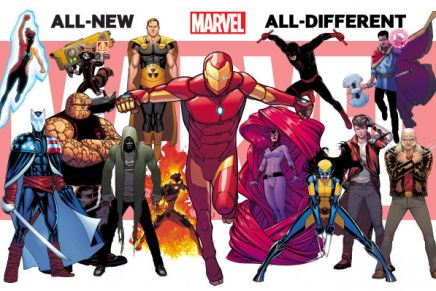 33 Marvel Series Ending As Universe Re-Launch