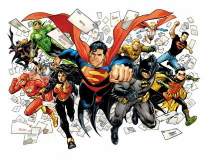 DC Comics Full San Diego Comic-Con 2015 Panel Line-Up