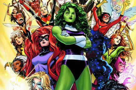 Marvel's A-Force Restarting With New #1 and G. Willow Wilson Writing