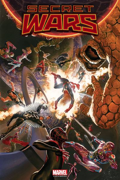 Comic Book Sales Figures for May2015