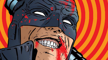 Mini Reviews: Midnighter #1, Bat-Mite #1, Optic Never #14, Starve #1