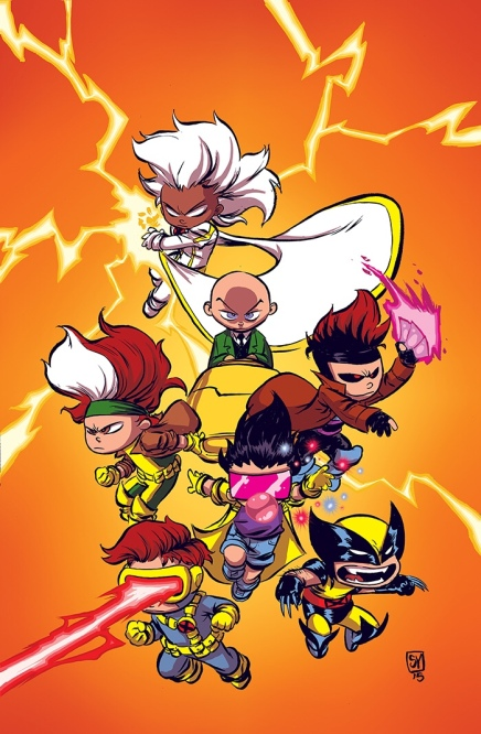 Skottie Young Baby Variant Covers for Marvel Secret War Titles (ImageGallery)