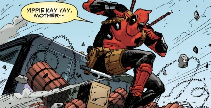 Leaked Deadpool Trailer Removed from Websites, But We Found It!