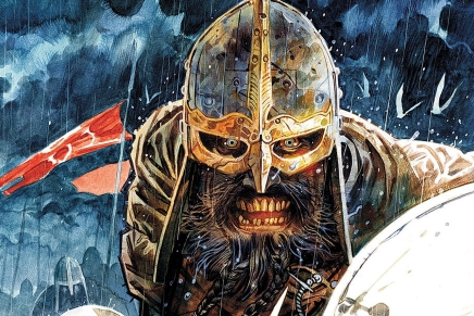 Top 5 Viking Comics