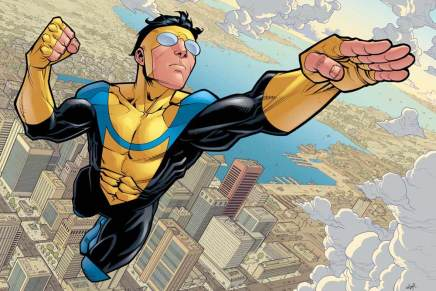 Complete 'Invincible' Reading Order