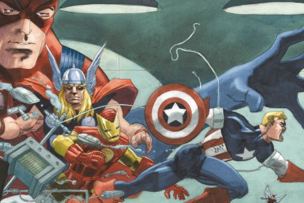 Captain America: White Coming From Jeph Loeb and Tim Sale in September