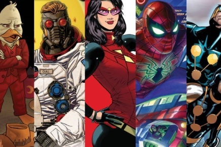 Image Comics May Be Putting the All-New, All Different Marvel Relaunch in Trouble