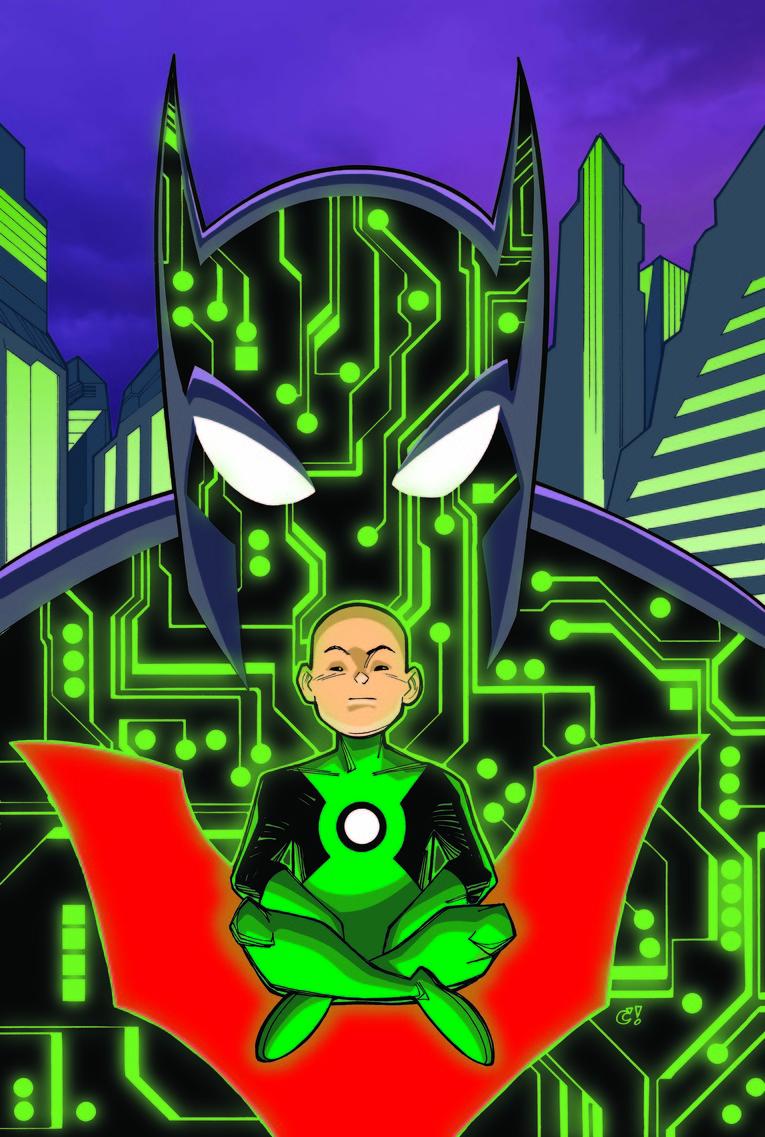 Starfire #4 Green Lantern 75th Variant 2015 DC Comics