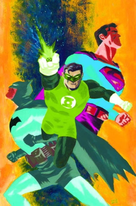 Complete Green Lantern Variant Covers from DC, Coming in September (ImageGallery)