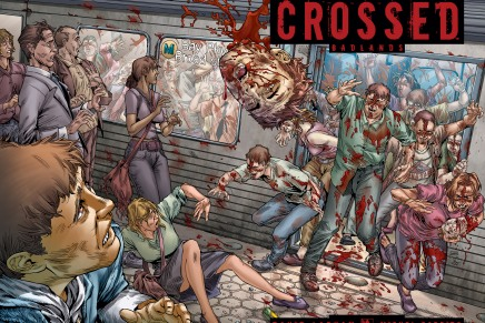 Complete 'Crossed' Reading Order, From Avatar and Garth Ennis