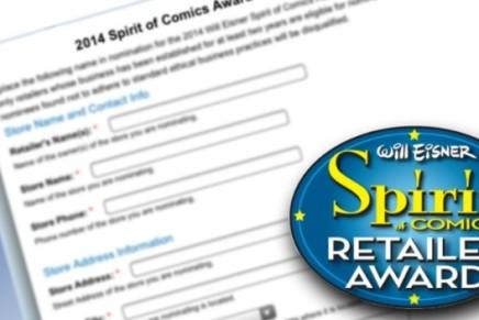 Eisner Retail Award FinalistsAnnounced