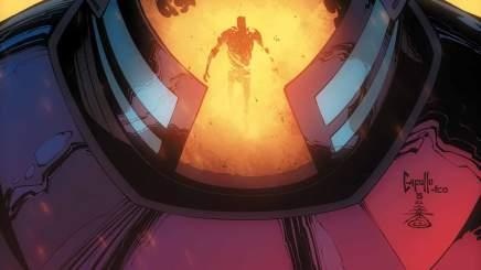 Comic Book Mini Reviews: Grant Morrison's 18 Days #1, Batman #42, No Mercy#4