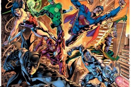 Top Five New Series From DC ComicsRelaunch