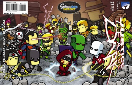 Complete DC Scribblenauts Variant Covers (ImageGallery)