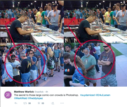 Arthur Suydam Responds to Comic Con Controversy, #suydamized and #tablegate HashtagsSpreads