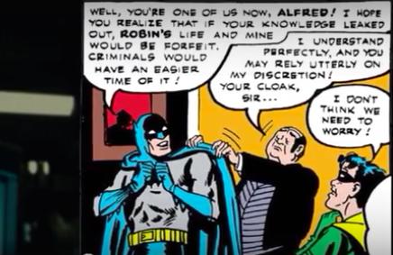 DC All Access Breakdown of Batman v. Superman Trailer[VIDEO]