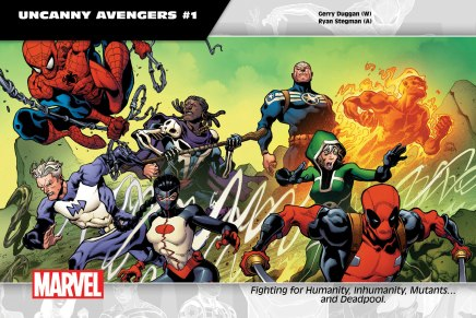 Who is the New MysteryAvenger?