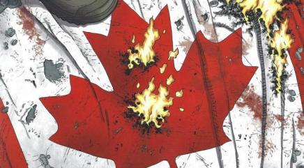 Comic Book Mini Reviews: We Stand on Guard #1, Harrow County #2, Bunker#12