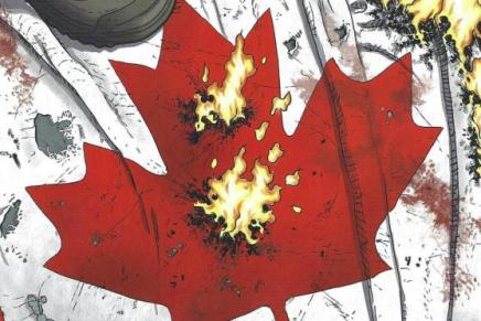 Comic Book Mini Reviews: We Stand on Guard #1, Harrow County #2, Bunker #12