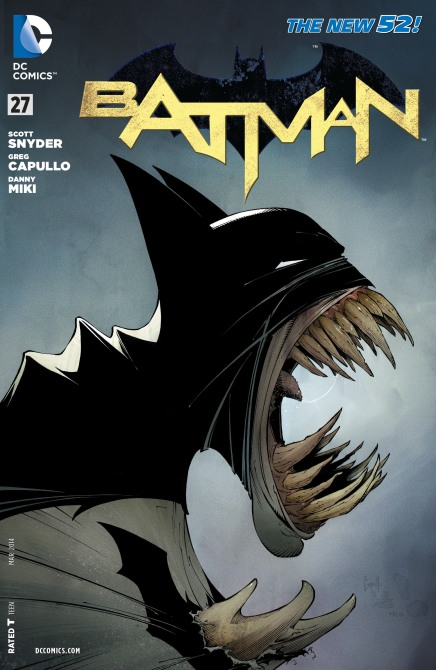 Top Selling Comics For Each Month in2014