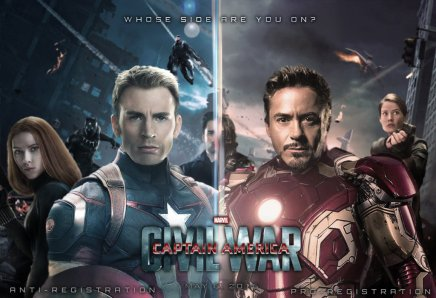 Leaked Captain America: Civil War Trailer Removed, We Found New Copy