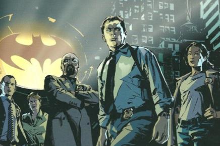 """DC Comics Announces """"Gotham Centeral"""" OmnibusEdition"""