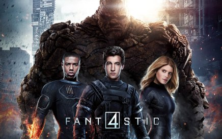 New Fantastic Four Movie Reporting $11.4 Million on OpeningDay
