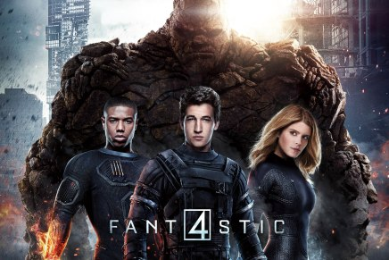 New Fantastic Four Movie Reporting $11.4 Million on Opening Day