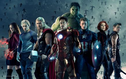 Complete List of Marvel Cinematic Universe Titles (Movies, TV Shows,Comics)
