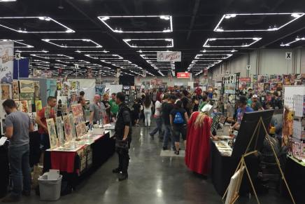 Spotlight: Rose City Comic Con 2015