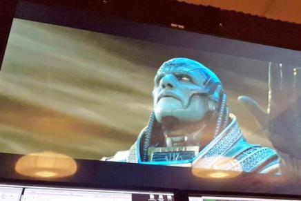 "New Photos Leaked from ""X-Men: Apocalypse"""