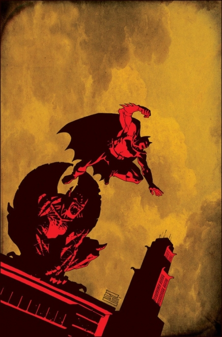 """The Dark Knight III: The Master Race"" Retailer Variant Covers [IMAGE Gallery]"