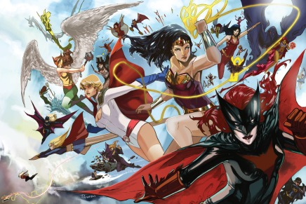DC Comics is Now Preferred by More Female Readers ThanMale