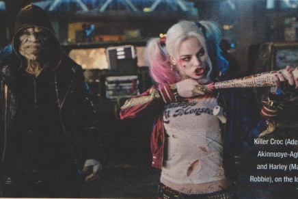 New Production Photos Released from Set of Suicide Squad [IMAGE GALLERY]