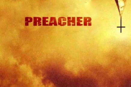 "First 'Preacher' Trailer Airing During Upcoming ""Walking Dead"" Episode"