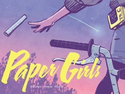 Comic Book Mini Reviews: Paper Girls #1, Postal #7, I Hate Fairyland#1